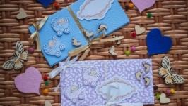 Дитячі листівки ручної роботи