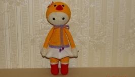 Лялька-качечка