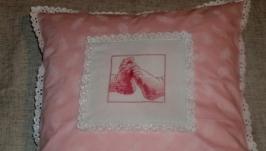 Наволочка на подушку ′Нежность′
