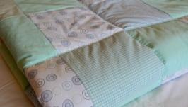 Одеяло пэчворк