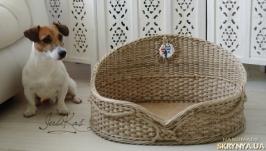 Лежанка для домашнего питомца ′Домик моряка′