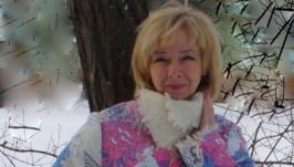 Куртка валяная ′Яркая зима′