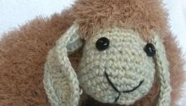 Подушка- овечка.