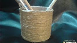 Стакан для олівців та ручок
