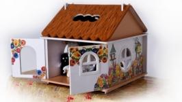 Кукольный домик ′Сорока-ворона′