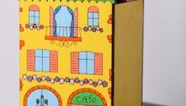Підставка під канцелярію ′Кафе′