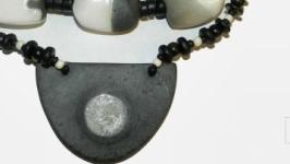 Бусы из керамики ′Кельт′
