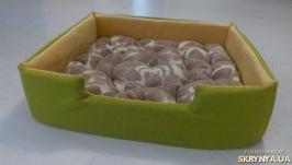 Лежак лежачёк лежанка место для собаки ′ Йорк ′ или кота