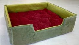 Лежак лежанка , место ′ Мопс ′