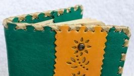 Обкладинка на паспорт «Первоцвіт»