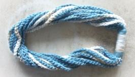 Плетене кольє
