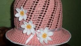 Шапочка літня ′Цвіт персика′