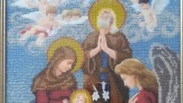Икона Рождество Богородицы