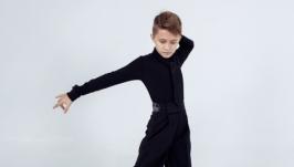 Рубашка и брюки латина для мальчиков