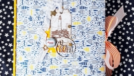 Альбом о путешествии