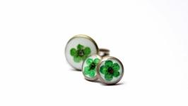 Кольцо и серьги гвоздики ′Весна′