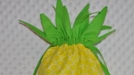 Рюкзак-ананас.