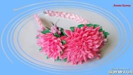 Ободок ′Розовая сказка′
