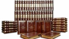 БИБЛИОТЕКА РУССКОЙ КЛАССИКИ (ROBBAT MARRONE) В 100 ТОМАХ