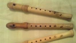 Блок флейта сопранино