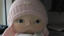 Кукла-пупс текстильная.