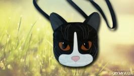 Сумочка-котик