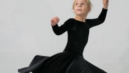 Рейтинговое платье (Бейсик) ′Бархат′ Для самых маленьких