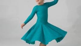 Рейтинговое платье (Бейсик) ′Jade′ Для самых маленьких