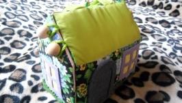 Домик-сумочка