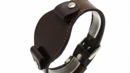 Кожаный ремешок для часов Кобра