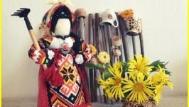 Лялька-мотанка «Варвара»