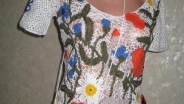 Блуза ′Весна′