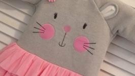 Детское платье Super Mouse