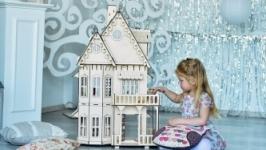Ляльковий будинок, кукольный домик ′Сказочный замок′