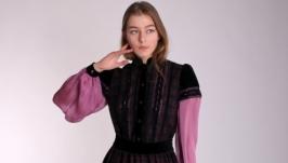 ′ПАннА′ Платье  в  английском стиле