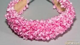 Ободок ′Розовый цвет′
