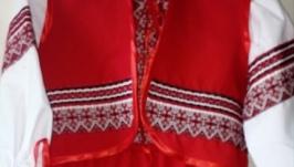 Костюм вишитий, український народний костюм