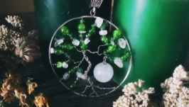Медальон ′Праздничная полночь′