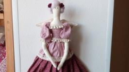 кукла-тильда ′Смородинка′