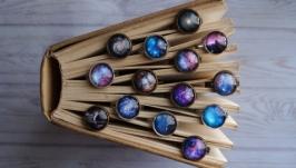Космические кольца. Украшения космос, галактики, звезды, созвездия