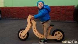 Детский велобайк