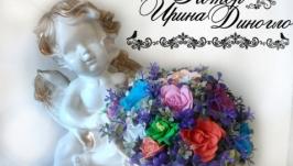 Цветочная композиция′ Ангел счастья!!!′