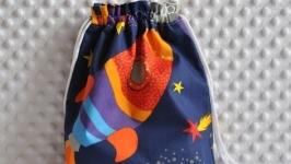 Детский рюкзак ′ракета′