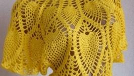 Сонячний костюм у візерунку ′Ананас′