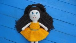 Кукла Иванка ручной работы