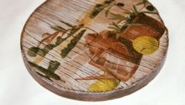 Сырная доска ′Олива′