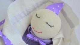 Текстильна іграшка для немовлят Тойсик
