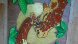Картина′Жирафы′