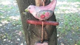 Подвеска ′ Птичка′