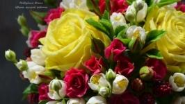 ′Сладкий июнь′ интерьерная композиция